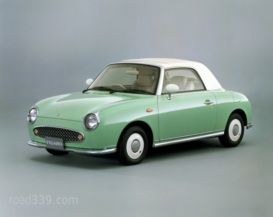 Nissan Figaro FK10